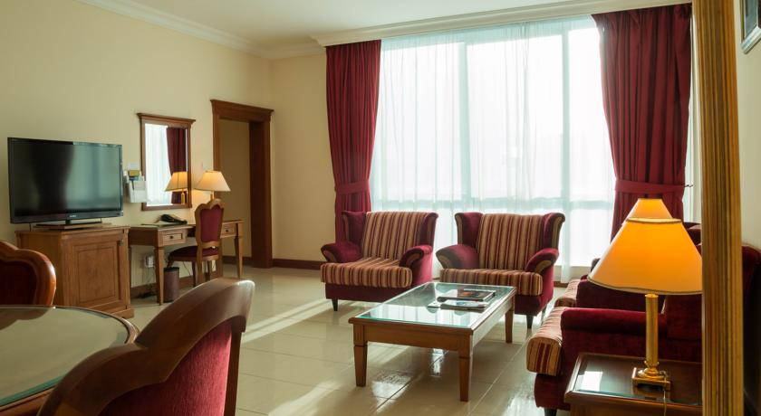 GRAND EXCELSIOR HOTEL SHARJAH