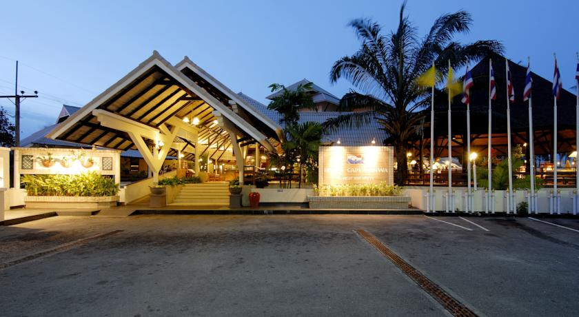 Cape Panwa Hotel and Spa