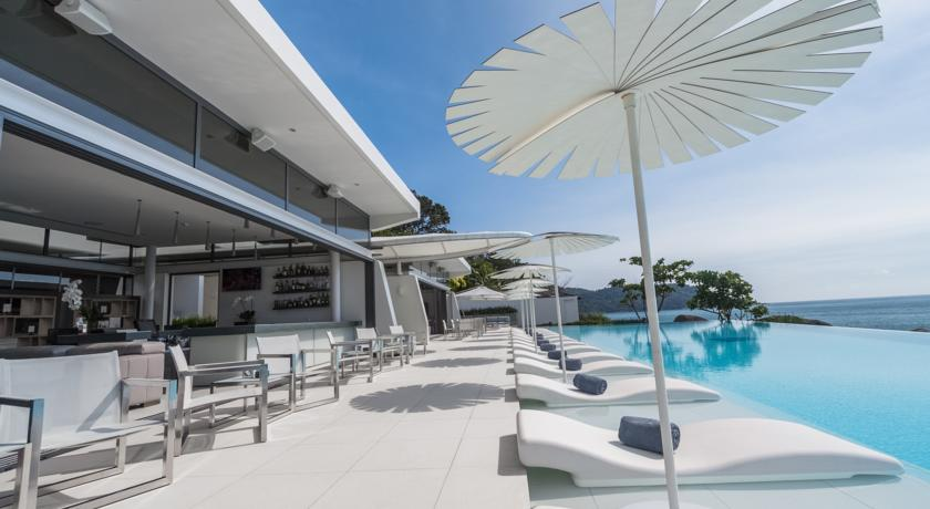 Kata Rocks Phuket Luxury Resort & Residence