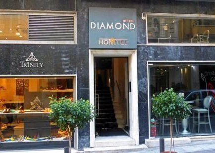 Athens Diamond Hotel