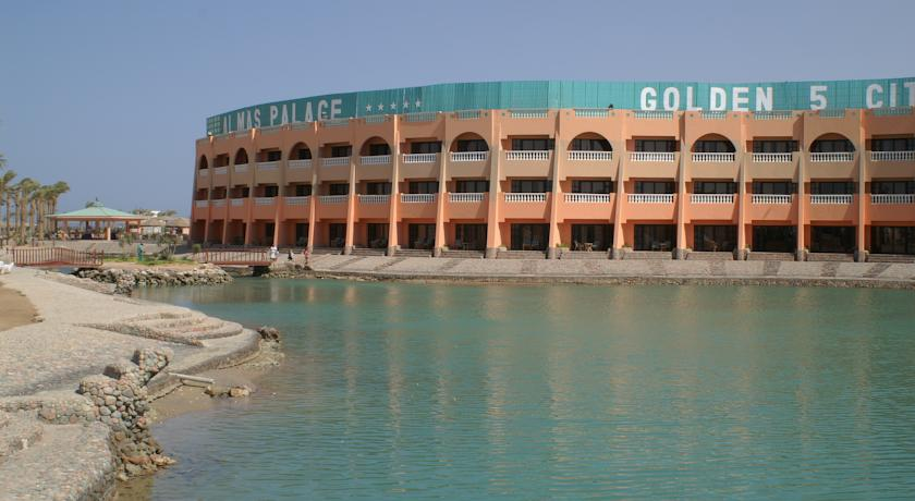 Golden 5 Almas Resort