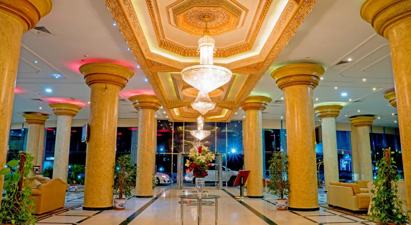 CROWN PALACE HOTEL AJMAN
