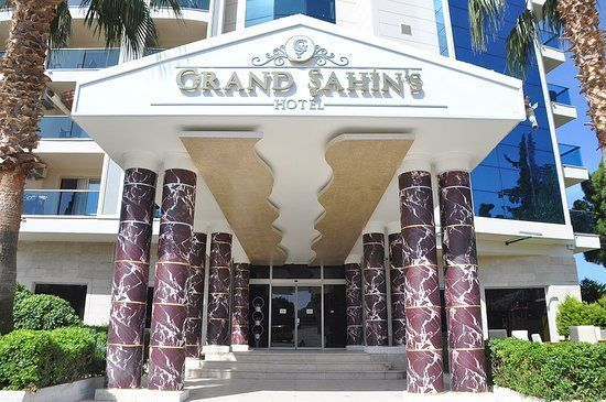 Тур в Турцию: GRAND SAHINS HOTEL (Ex.Coastlight Hotel) 4*