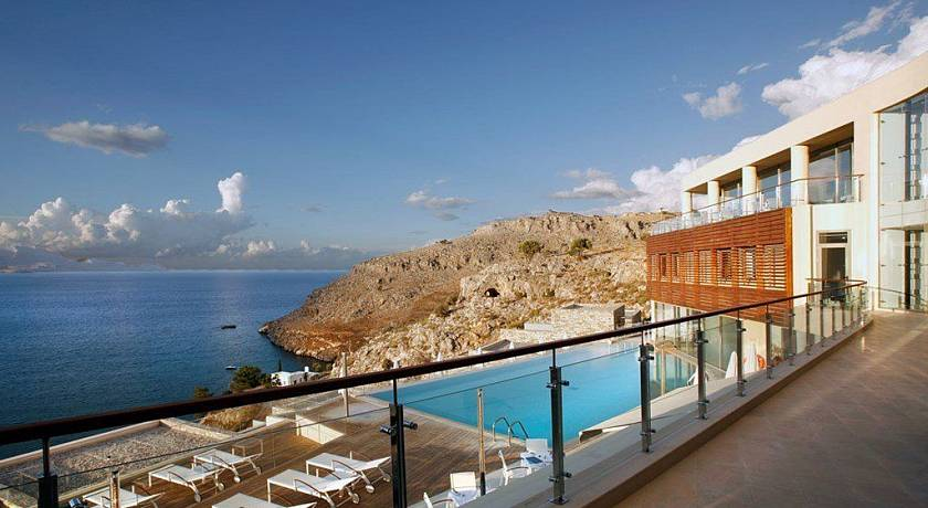 Lindos Blu Luxury Hotel & Suites