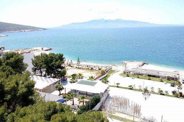 Тур в Албанию: ALER Luxury Hotel&Apartments Saranda 4*