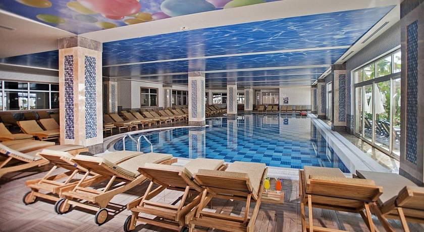 Тур в Турцию: Crystal Sunset Luxury Resort & Spa 5*