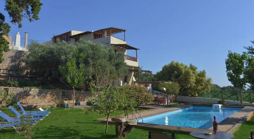 Villa Almond Tree