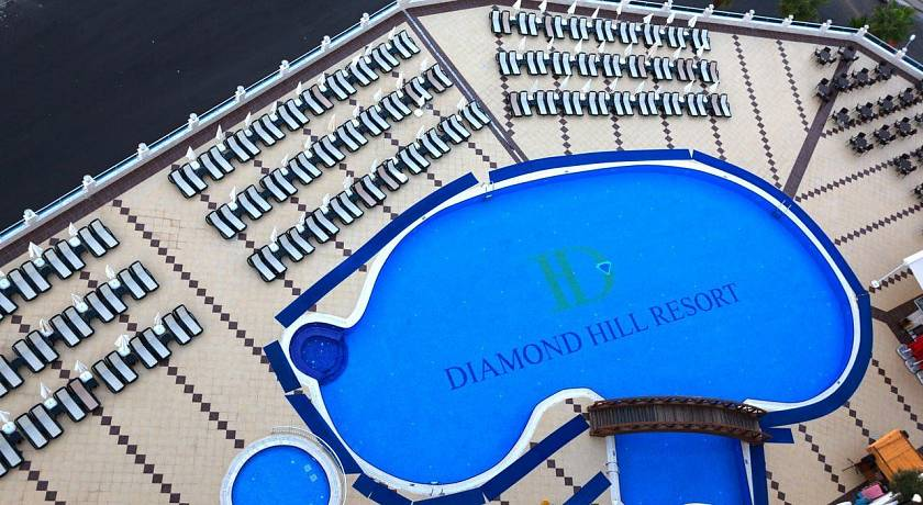 Тур в Турцию: Diamond Hill Resort