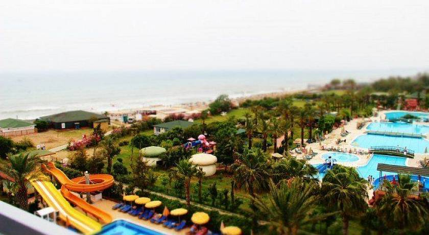 Тур в Турцию: Caretta Beach Club Hotel 4*
