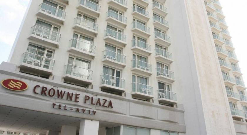 CROWNE PLAZA TEL AVIV BEACH
