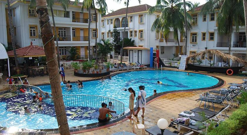 Тур в Индию: ALOR GRANDE HOLIDAY 2*