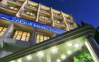 Hotel Montenegro Beach Resort