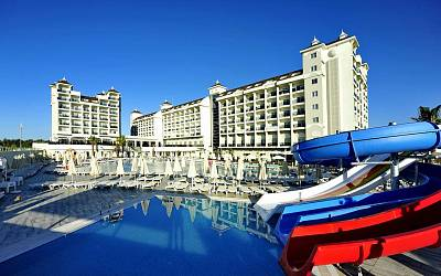 Тур в Турцию: Lake & River Side Hotel & Spa 5*
