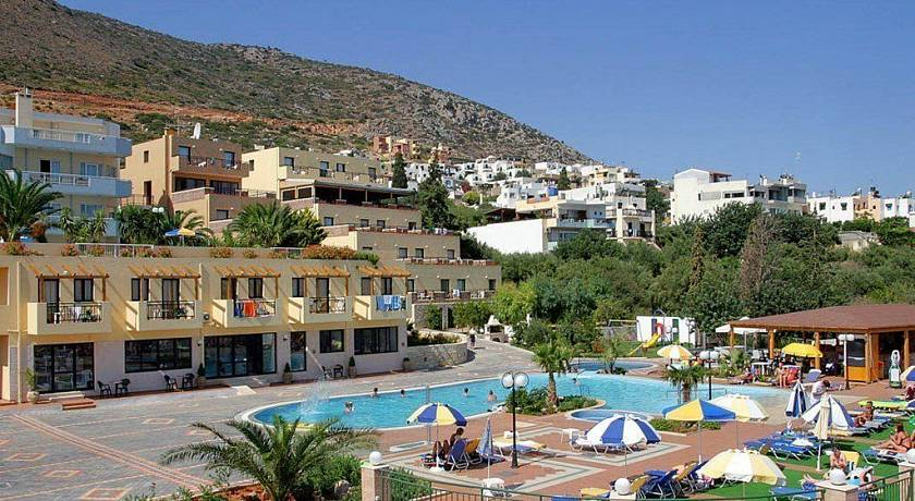 Asterias Village Apartments Hotel