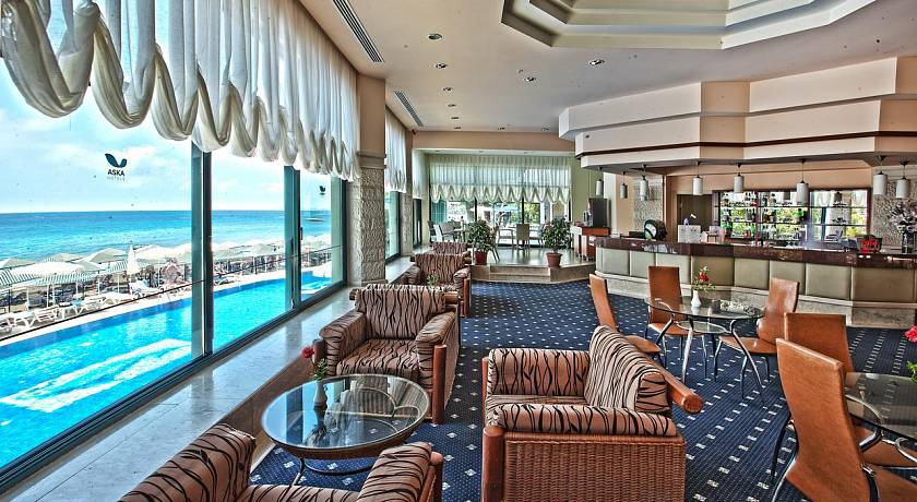 Тур в Турцию: Aska Just in Beach 5*