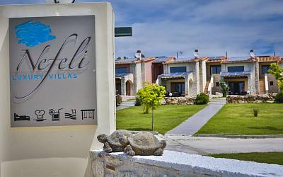 Villas Nefeli Luxury