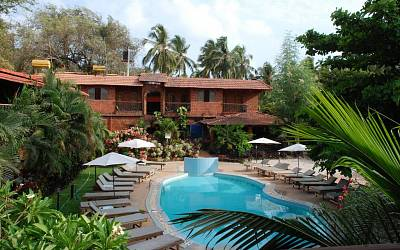 SEA BREEZE CANDOLIM 2*