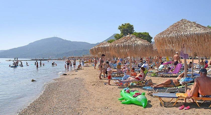 Messonghi Beach Resort