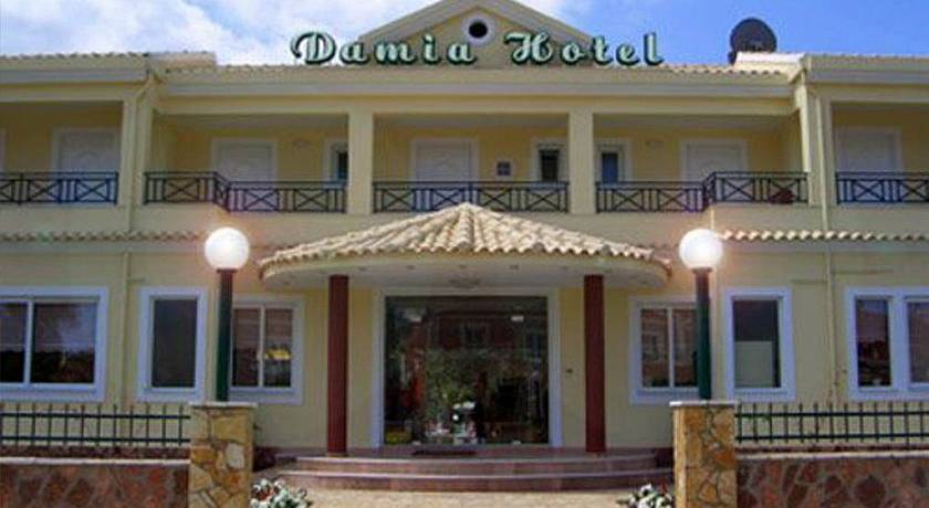 Damia Hotel Apartments