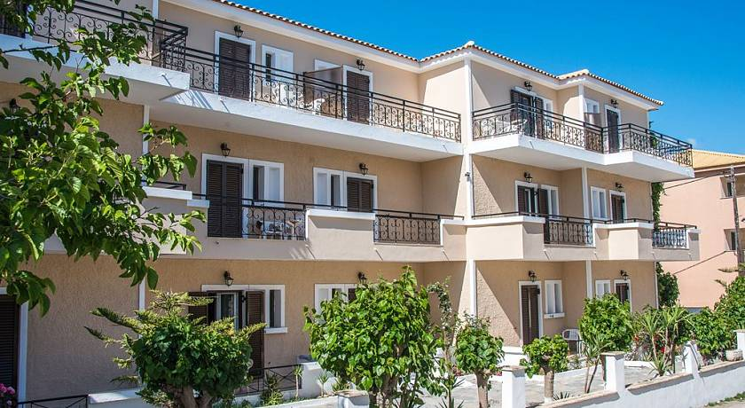 Zante Plaza Village Asterias Building